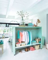Diy Hanging Room Divider Space Making Room Dividers That Double As Storage Bedroom