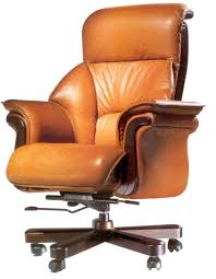 Orange Leather Chair Exciting Orange Leather Desk Chair 96 For Comfortable Desk Chair