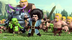 clash of clans all troops 2 new troops added to the clash of clans game neurogadget