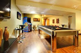 fun play room home interior basement room without windows with