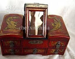 bridal makeup box 2018 jewelry boxes makeup box wooden