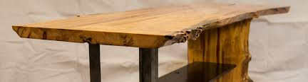 everything you need to know when shopping for a live edge table