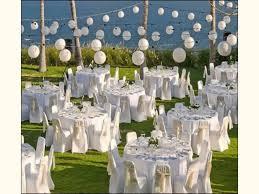 wedding decoration ideas simple backyard wedding decorations with