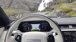new land rover velar interior first drive 2018 range rover velar gtspirit