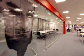 Glass Wall Panels Fixed Glass Partitions Panel For Meeting Room Work Hg Glass