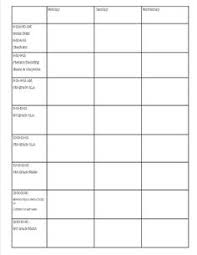 writing lesson plans in the self contained classroom goal