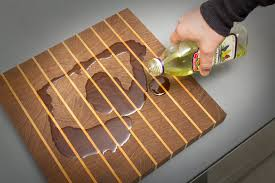 planche en bois cuisine comment entretenir une planche à découper en bois