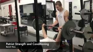 Lift Bench The Core Lifts U2013 Bench Press You Can Do More