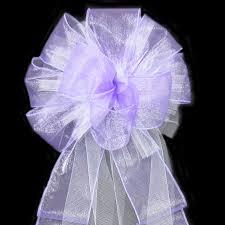 pew bows for wedding wedding pew bows