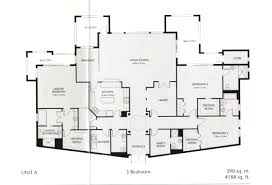 3 bedroom apartment plans interior design
