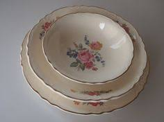 vintage china with pink roses pink dish collection in vintage hutch my real briar