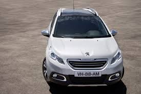 peugeot suv 2013 new peugeot 2008 small crossover detailed in 47 high res photos