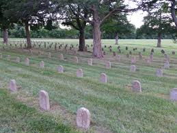 sunday snapshots osawatomie state hospital burial ground diana