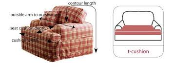how to measure sofa for slipcover tips on making your own chair and sofa slipcovers step by step
