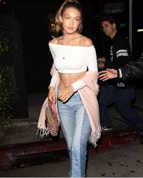where to buy the two tone jeans kendall jenner and gigi hadid are