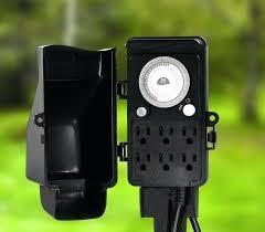how to set an outdoor light timer landscape light timer landscape light timer how to set an outdoor