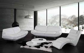 Livingroom Chairs by White Leather Living Room Chairs U2013 Modern House