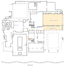 Waterfront Key Floor Plan by Keyshot Renderworld Keyshot