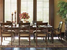 landara pelican hill rectangular dining table lexington home brands