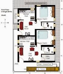 Cool Design Ideas Vastu 30 X 45 Duplex House Plans 3 Plan 45 House 32 X 30 House Plans