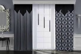 Black And White Curtain Designs Curtain Design Ideas Android Apps On Google Play