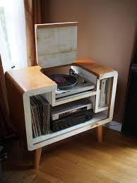 Antique Record Player Cabinet Best 25 Record Player Console Ideas On Pinterest Ikea Record