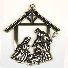 2014 salisbury nativity ornament usa made