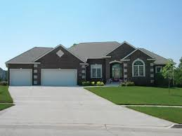 What Is A Rambler Style Home Ranch With Master On Main Level And Three Bedrooms In The Walkout