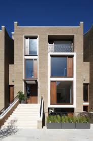 contemporary townhouse townhouses at macaulay road london 2015 squire and partners