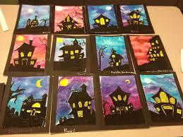 best 25 halloween art projects ideas on pinterest bricolage