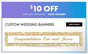 Congratulations Wedding Banner Custom Wedding Bridal Shower U0026 Bachelorette Party Banners Party