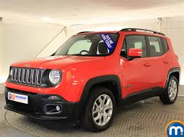jeep renegade used jeep renegade for sale second hand u0026 nearly new cars