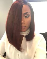 hairstyles short one sie longer than other chic and versatile sew in styles you should definitely try