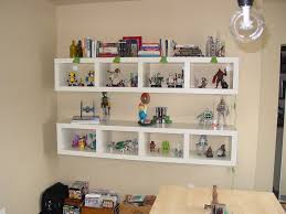 Bookshelves Home Depot by Interior Floating Bookshelves For Wall Decorating Idea