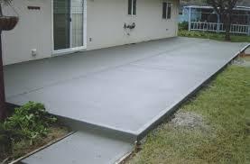 Concrete Decks And Patios Opp Concrete Concrete Project Photo Gallery Wichita Kansas