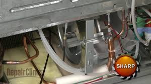refrigerator condenser fan fridge condenser fan motor replacement whirlpool refrigerator