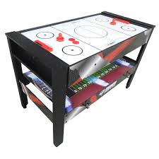 triumph 4 in 1 game table triumph sports usa 4 in 1 4 rotating game table reviews wayfair ca