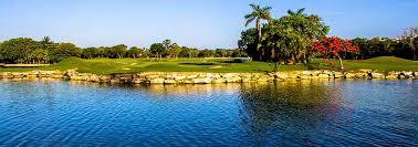 world class golf in riviera maya