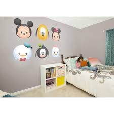 mickey and friends tsum tsum collection by fathead