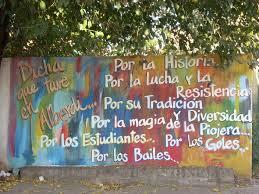 El Mural by File Mural En El Paseo De La Reforma Universitaria Barrio Alberdi