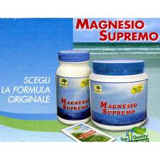 le proprietã magnesio supremo supremo 150gr point