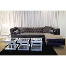 Sectional Sofas Ottawa Sofas Center Astonishing Grey Velvet Sectional Sofa On Ottawa With