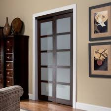 Sliding Closet Doors Wood Sliding Closet Doors Bedroom Wayfair