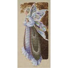fairy grandmother fairy grandmother a counted cross stitch pattern from lavender