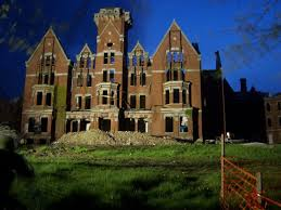 Two Story Workshop Stories Linger In The Detritus Of Abandoned Psychiatric Asylums Wcai