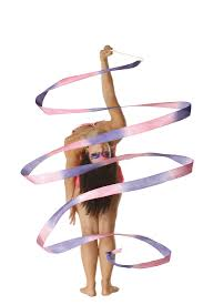 ribbon dancer circus entertainers party for kids