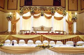 wedding backdrop on stage best wedding planner in chennai corporate event planners