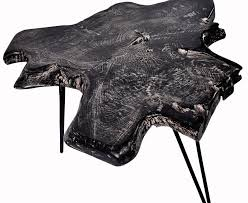 Rustic Teak Coffee Table Coffee Table With Metal Leg Black Wash Teak Furniture