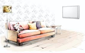 drawing interior wallpaper photos art sketch pinterest