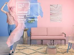 colours of the year 2017 color intelligence rose quartz and serenity embody the tranquility